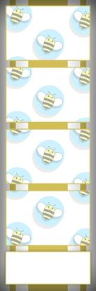 Bumblebee Booths Photo Strip sample #16