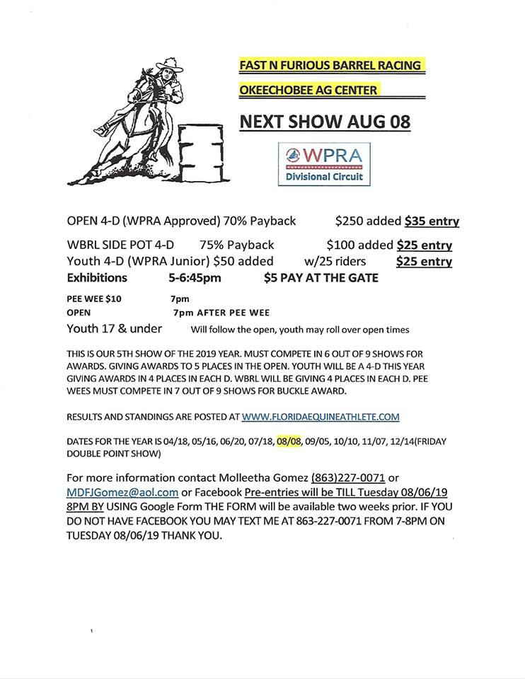 Florida Equine Athlete - Horses, Barrel Racing