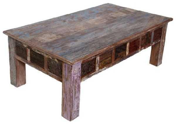 Reclaimed Wood Furniture - Alpa Corp