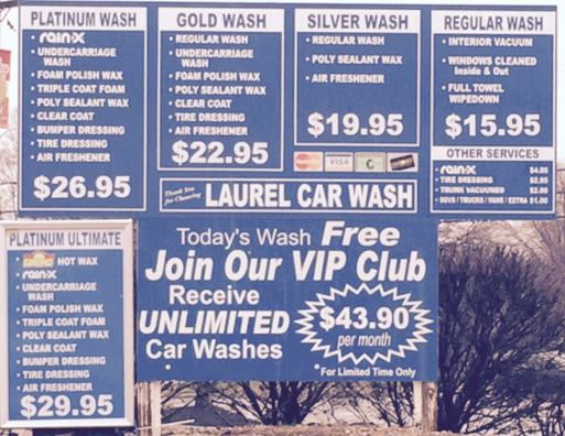 car wash laurel md  About - Notice Detail