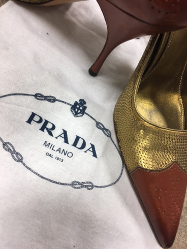Prada Shoes - Barrie Consignment Stores
