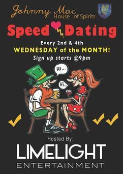 Johnny mac's asbury park speed dating