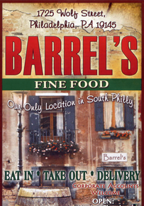 Barrel's Fine Food