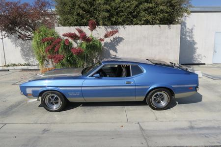 1971年 フォード マスタング ボス 351
