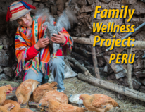 Family Wellness Project: Peru