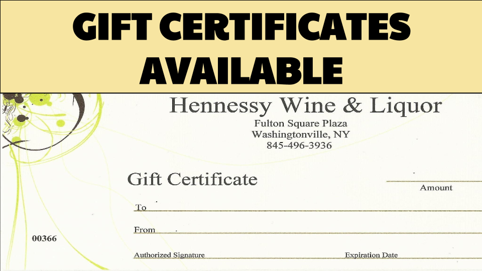 Hennessy Wine And Liquors in Washingtonville, Ny
