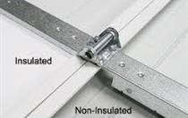 insulated garage door vs non insulated garage door