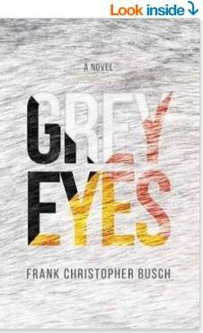 Amazon introduces readers to Grey Eyes