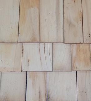 Alaska Yellow Cedar Shingles