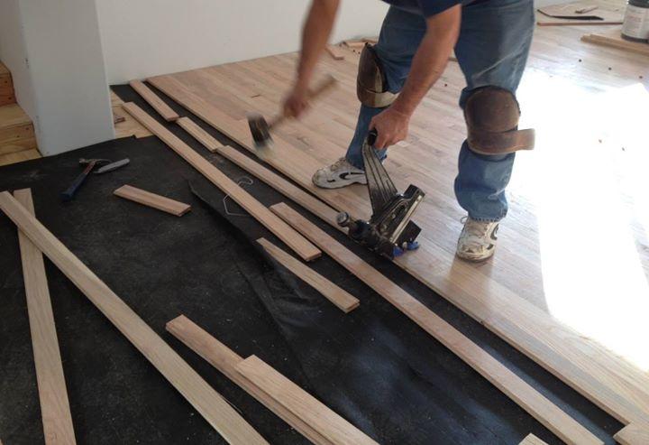 Hardwood Floor Installation installing wood flooring over concrete Hardwood Floor Installation