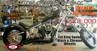 3 WHEELER, VIRGINIA BEACH, CUSTOM CYCLES