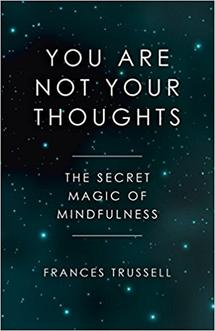 You Are Not Your Thoughts The Secret Magic of Mindfulness By Frances Trussell Brilliant Mindfulness Meditation Book