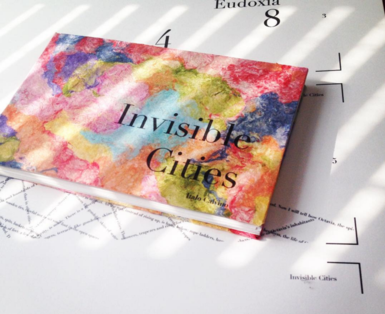 haley moore, typography, thepenclique, invisible cities