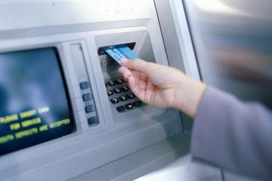 ATM Machine Image