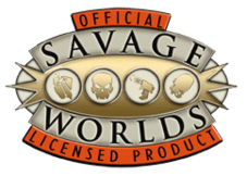 Savage Worlds Licensed Product