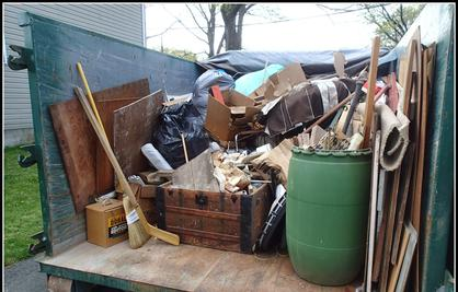 Construction Waste Removal Brownsville Construction Debris