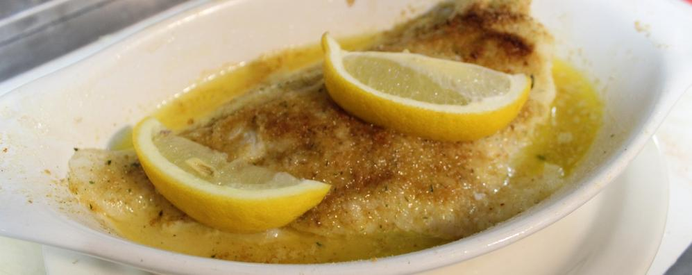 Broiled Fish Lent Special at Joey's Place on Hertel Ave in Buffalo, NY