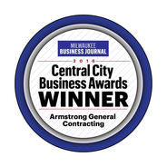 BUSINESS JOURNAL CENTRAL CITY BUSINESS AWARDS Armstrong General Contracting — Small Company