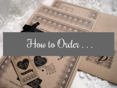 how-to-order-wedding-stationery-turtle-dove-design
