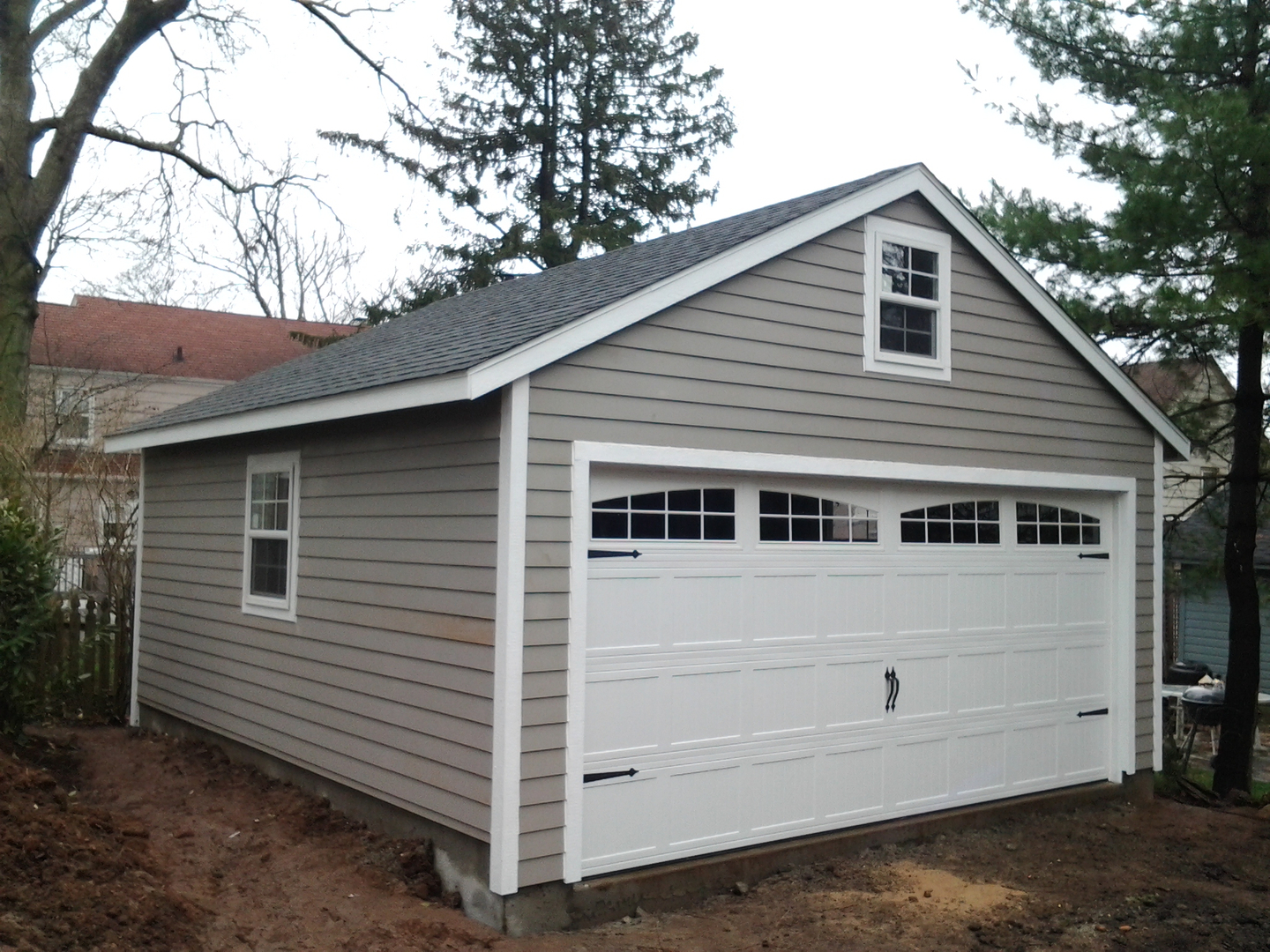 portfolio our back lancaster amish builders and garage pa contractor