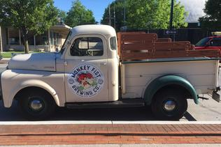 '49 Dodge Truck MONKEY FIST BREWING CO.
