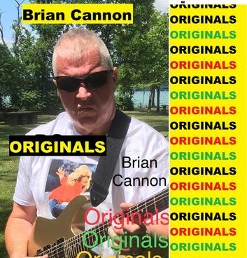brian cannon,music, originals