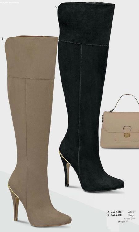 Fall Boots High Heels