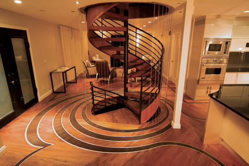 SUPPLIER. NWFA Wood Floor ... - Awards National Wood Flooring Association Wood Floor Of The Year