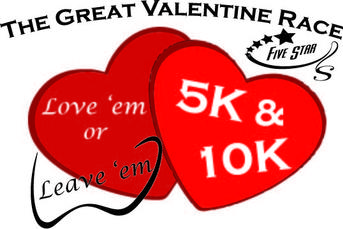 Great Valentines 5K/10K Race