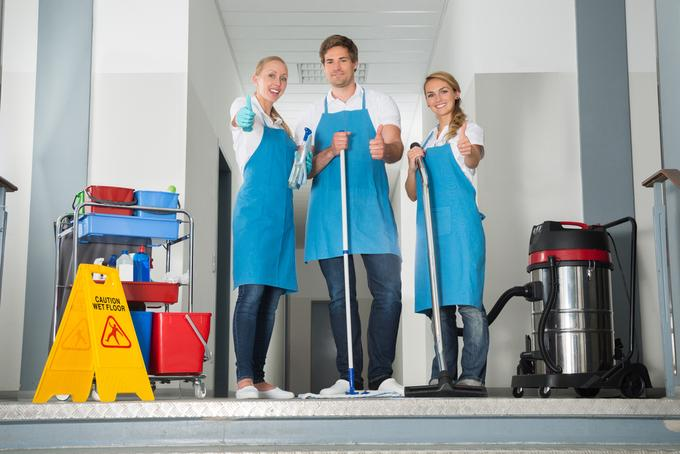 ​Daily Business Cleaning Services in Edinburg Mission McAllen Texas | RGV Janitorial Services
