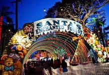 Miami Events; Santa's Encahnted Forest; Theme Park; Rides; Games; Shows; Attarctions