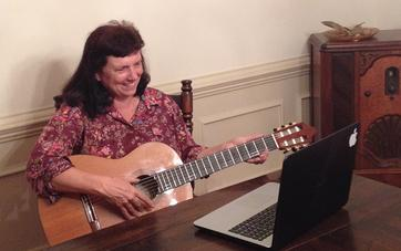 online flamenco guitar lessons