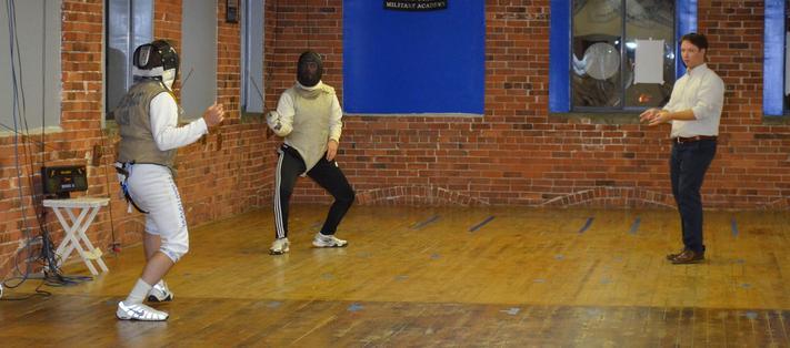 Silver City Fencing Club Llc Fencing Classes Fencing