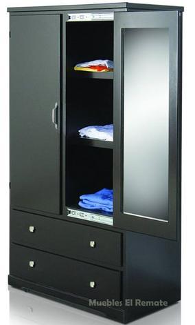 closet modelo peke de 180cms x 99cms en monterrey