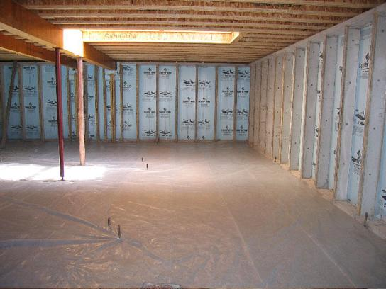 Basement Insulation Company Basement Insulation Services Edinburg McAllen TX | Handyman Services of McAllen