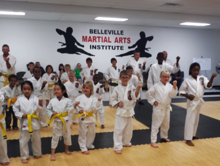 Dojo, Karate, Martial Arts, Kids Classes, Family Activities