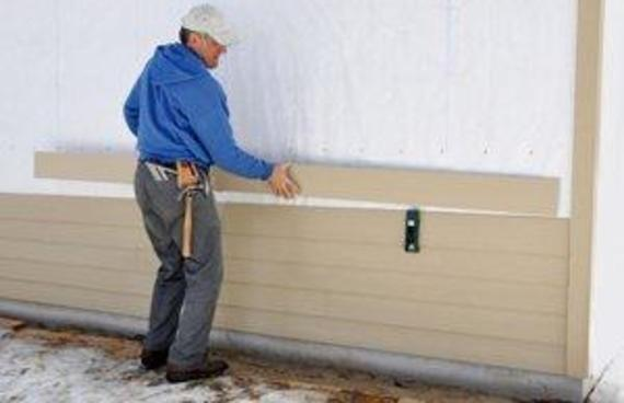 SIDING INSTALLATION AND REPAIR