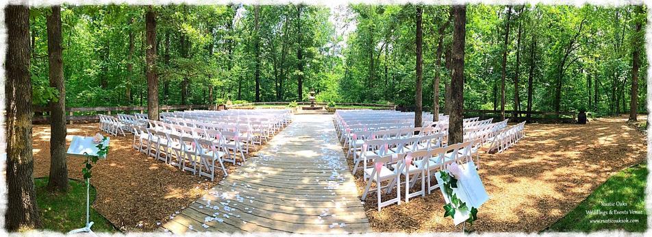 Rustic Oaks Weddings Events Venue