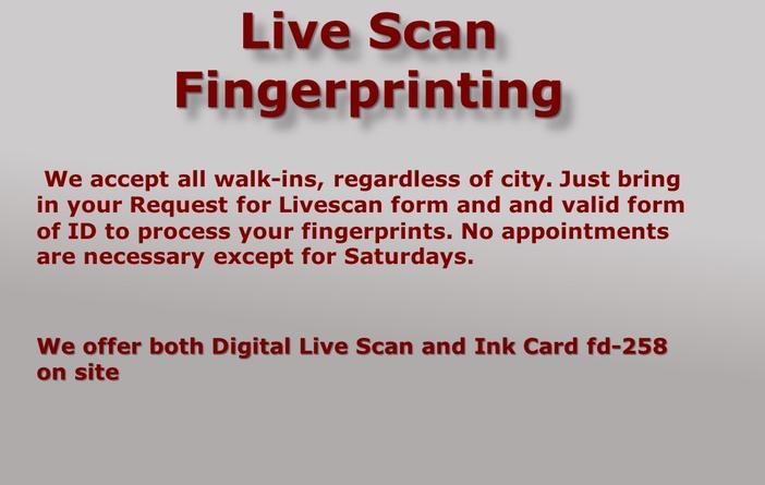 LiveScan
