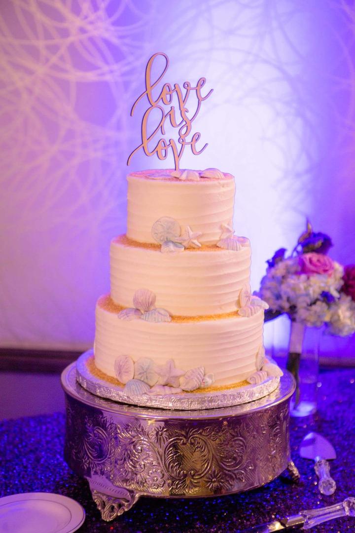 Port Orange Wedding Cakes
