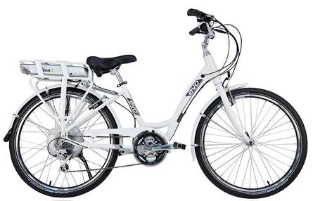 EVO ST-1 Electric Bike