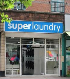 Super Laundry Shop