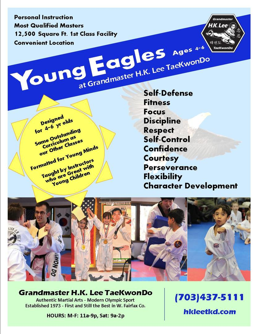 Flyer - Young Eagles