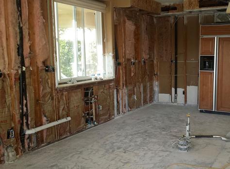 Excellent Kitchen Interior Demolition Kitchen Demolition