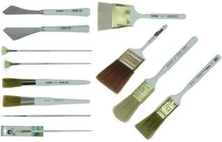 bob ross brush kit on amazon