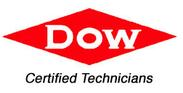 Certified Auto Glass Technicians by DOW