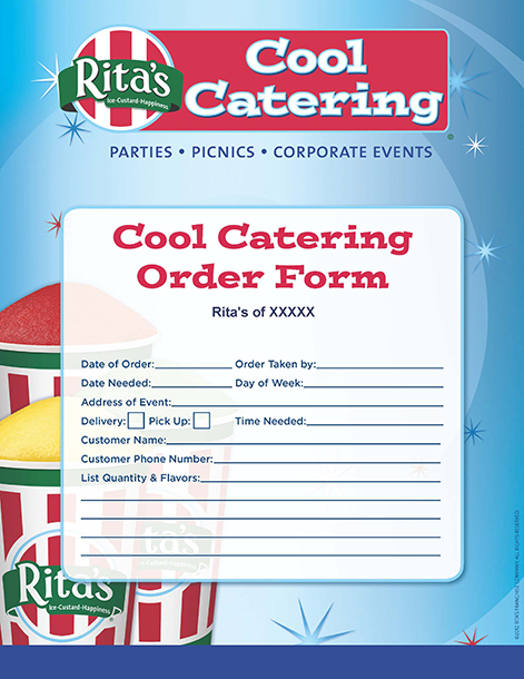 Cool Catering And Fundraising  RitaS Of Alabama