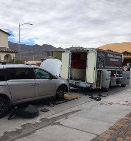 Mobile Mechanic Service North Las Vegas