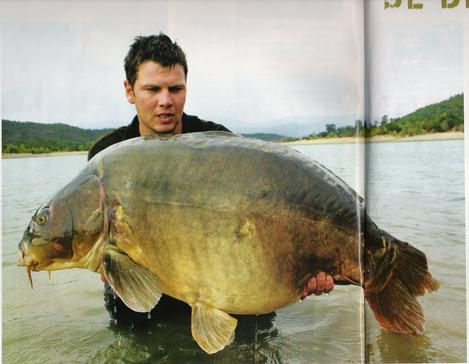 Saint-Cassien Carp fishing