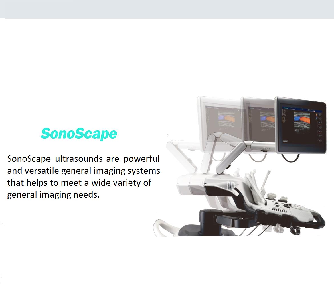 Sonoscape Ultrasound - Ultrasound Machine Dubai, 3d 4d Ultrasound